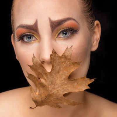Compositing Julia Seasons Autumn